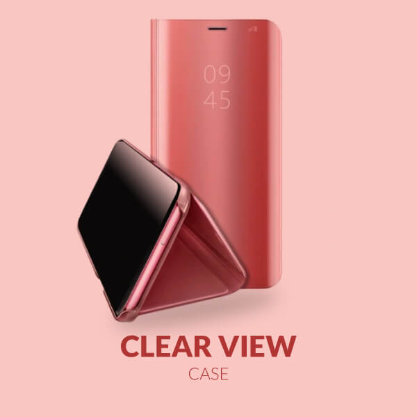 CLEAR VIEW CASE